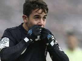 Maxime Lopez es el nuevo objetivo del Barça. AFP