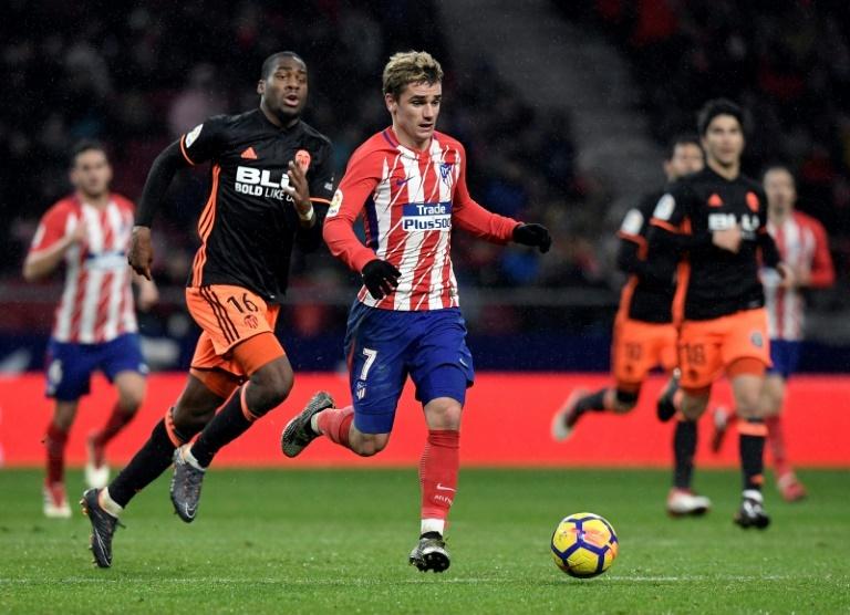 Sifflé, Antoine Griezmann s'agace contre son propre public — Atlético