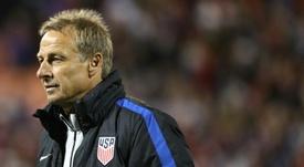 Jürgen Klinsmann dément les rumeurs. AFP
