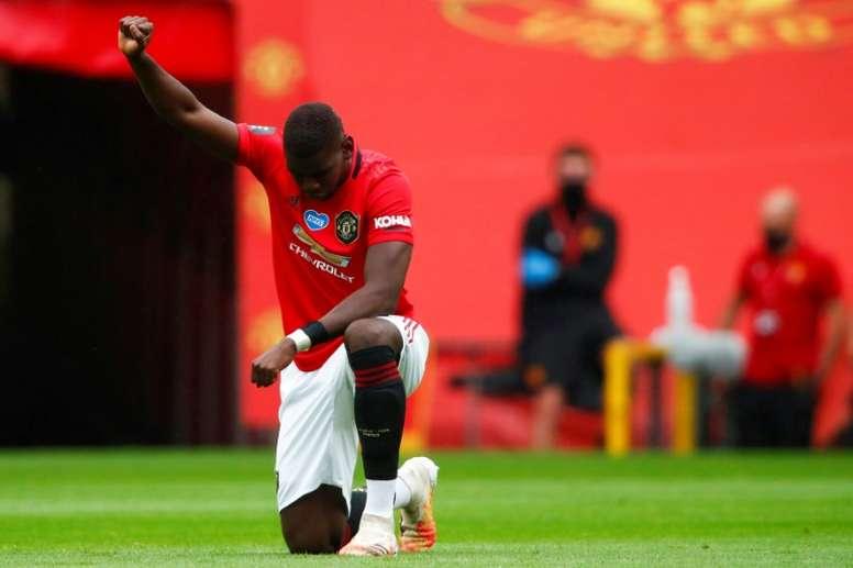 Paul Pogba pode ter um futuro inesperado. AFP