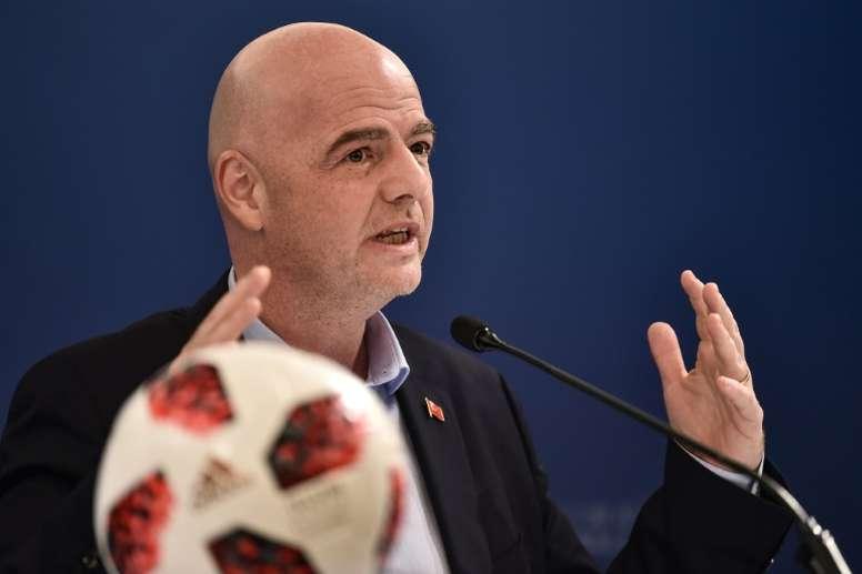 La Fifa sommée de prendre en compte les droits humains dans un Mondial-2022 élargi