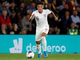 Dortmund fait grimper le prix pour Sancho. AFP