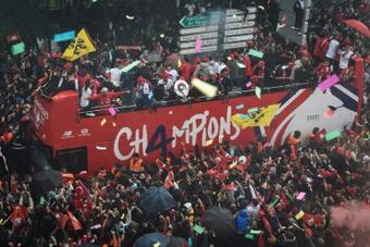 Lille y Sporting no consiguieron vencer. AFP