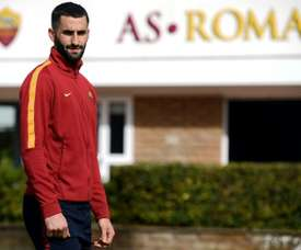 Maxime Gonalons will be heading to another Serie A side this summer. AFP