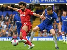 Liverpool souffre, Arsenal s'accroche, Manchester United décroche. AFP