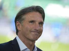 Wolfsburg s'est imposé face à Leverkusen. AFP