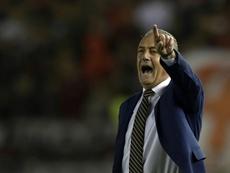 Gustavo Alfaro officiellement nommé sélectionneur de l'Equateur. AFP