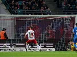 Le joueur d'Hoffenheim Andrej Kramaric. AFP