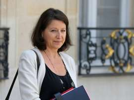 Agnès Buzyn s'est exprimée sur l'alcool dans les stades. AFP