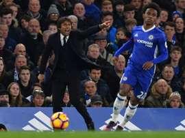Chelsea s'est fait surprendre contre Crystal Palace en Premier League. AFP