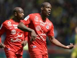 Dabo, nuevo jugador del Saint-Etienne. AFP