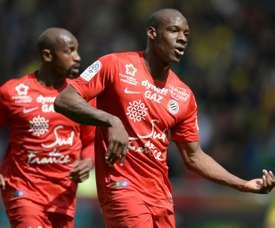 Dabo ya es jugador del Saint-Etienne. AFP