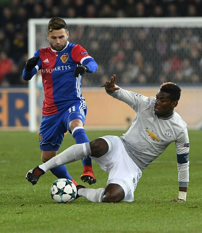 Steffen esteve em destaque nesta edição da Champions, com a camisa do Basel. AFP