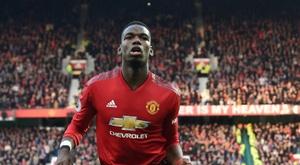 Pogba's salary reaches the 17 million euros. AFP