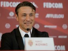Kovac veut du changement à Monaco. AFP