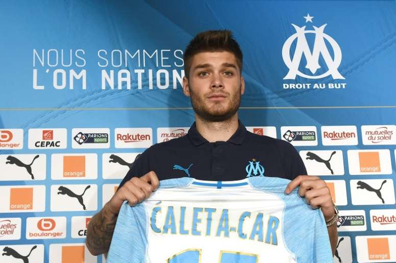 OM-Toulouse en ouverture de la ligue 1. AFP