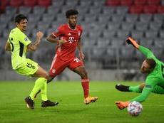 Super-Coman et le Bayern donnent la leçon à l'Atletico. afp