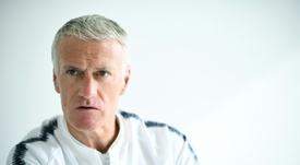 Deschamps se justifie. AFP