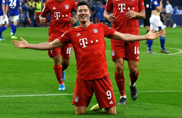 Bayern Munich are seemingly close to securing the services of Robert Lewandowski