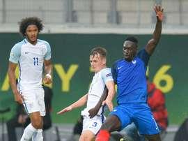 Les Bleuets affronteront l'Italie en finale de l'Euro U19 dimanche. AFP