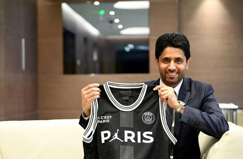 El PSG tendrá su tienda en Japón. AFP
