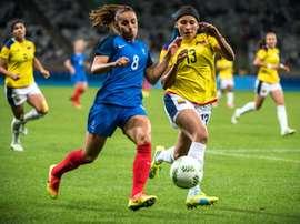Houara será una de las piezas claves del combinado francés. AFP