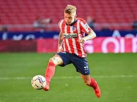L'Atlético ne lâche pas l'affaire sur l'affaire Trippier. AFP