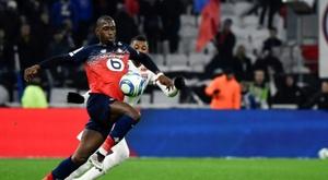 Camavinga e Soumaré, do gosto de Zidane. AFP