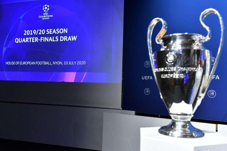 Ligue des champions, une nouvelle formule envisagée ? AFP