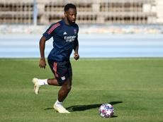 Dembélé rejoint l'Atlético, un pari avant l'Euro. afp