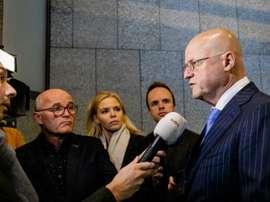 La Fédération néerlandaise de football va renforcer son arsenal contre le racisme. AFP