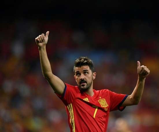 The man behind 426 goals and thousands of memories. AFP