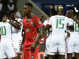 Túnez y Burkina Faso abrirán los cuartos de final de la Copa de África. EFE/Archivo
