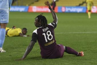 Moise Kean estaría muy cerca de firmar su retorno a la Juventus. AFP/Archivo