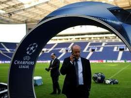 FC Porto tem eleições históricas em meio a pandemia. AFP