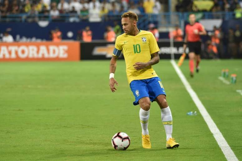 'I never wanted the Brazil No 10 shirt' - BeSoccer  'I never wa...