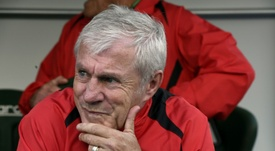 Luis Fernández reveló que estuvo a punto de fichar por el Málaga. AFP
