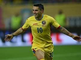 Stanciu anotó 12 goles la pasada acampaña en el Steaua. AFP