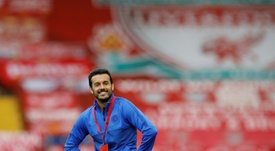 Pedro could miss the start of the season with Roma. AFP