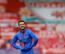 FIFA confirmou Pedro na Roma. AFP