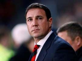 L'Écosse a un nouvel entraîneur. AFP