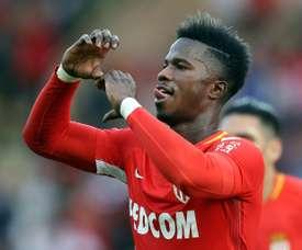 Monaco vence por 6-0. AFP