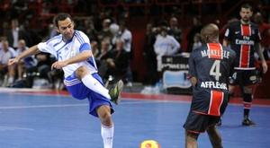 Futsal : La France candidate à l'organisation de l'Euro 2022. AFP