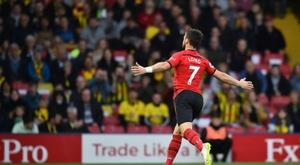 El Southampton certifica la salvación y el Cardiff se hunde. AFP