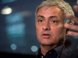 Mourinho è il nuovo allenatore del Tottenham. AFP