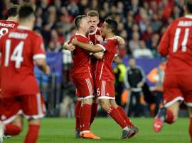 Le Bayern joue pour le titre à Augsbourg