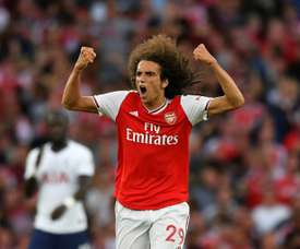 Arsenal have a price for Guendouzi. AFP
