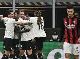 Lille pour confirmer contre l'AC Milan, Nice veut espérer. afp
