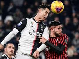 Qualifs Euro-2020: le Portugal subit une série de forfaits mais Ronaldo s'entraîne. AFP