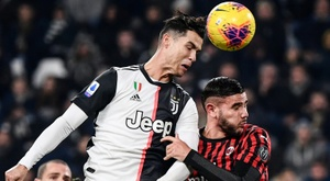 Serie A will resume on 20th June. AFP/Archivo